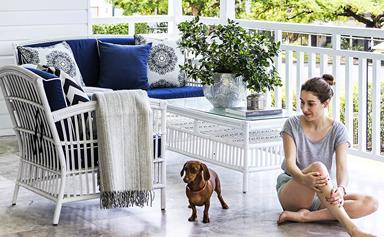 10 hamptons style outdoor areas