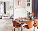 Colourful, eclectic style revives a tired old apartment
