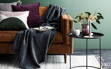 How to position a rug: tips from an interior stylist