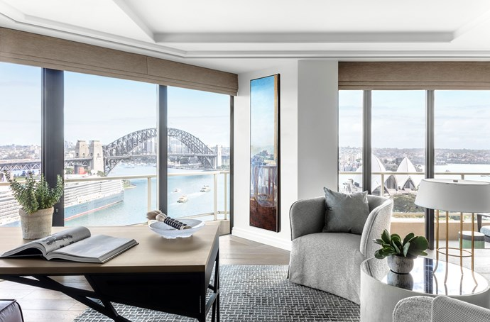 Sydney home by Thomas Hamel & Associates. Photograph by Matt Lowden. From *Belle* November 2018.