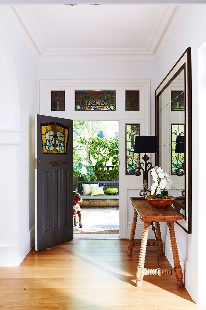 What kind of impression is your entrance hallway making? *Photo: John Paul Urizar / bauersyndication.com.au*