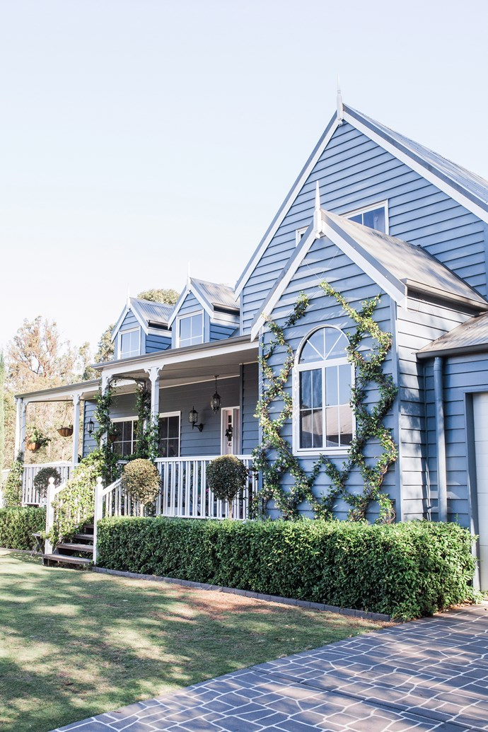Your home's exterior is the first thing people see, so make it count with a quick and easy coat of fresh paint. *Photo: Josette van Zutphen / bauersyndication.com.au*