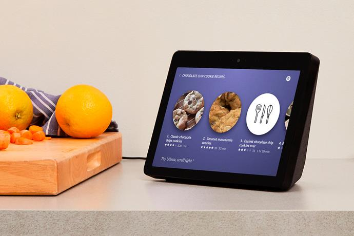 "**Amazon Echo Show** The next generation of the Amazon Echo Show combines state of the art smart speaker technology with a high-quality screen, available at [Amazon](https://www.amazon.com.au/|target=""_blank""