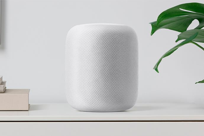 "**Apple Homepod** Recent software updates have allowed Apple's Homepods to communicate with eachother so that you can move music from one room to another, and even have multiple playing at the same time to create a richer surround sound, available at [Apple](https://www.apple.com/au/|target=""_blank""