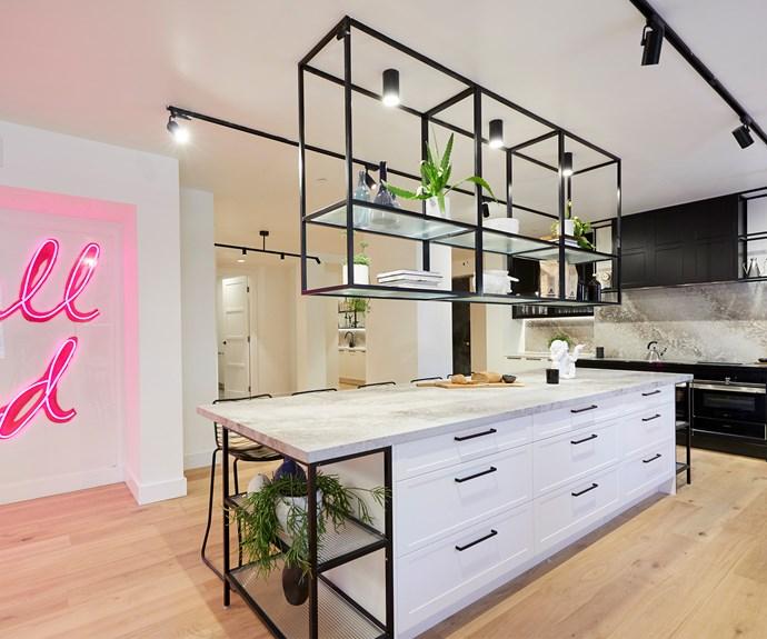 The block challenge apartment 2018