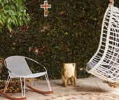 10 hanging chairs to elevate your outdoor area