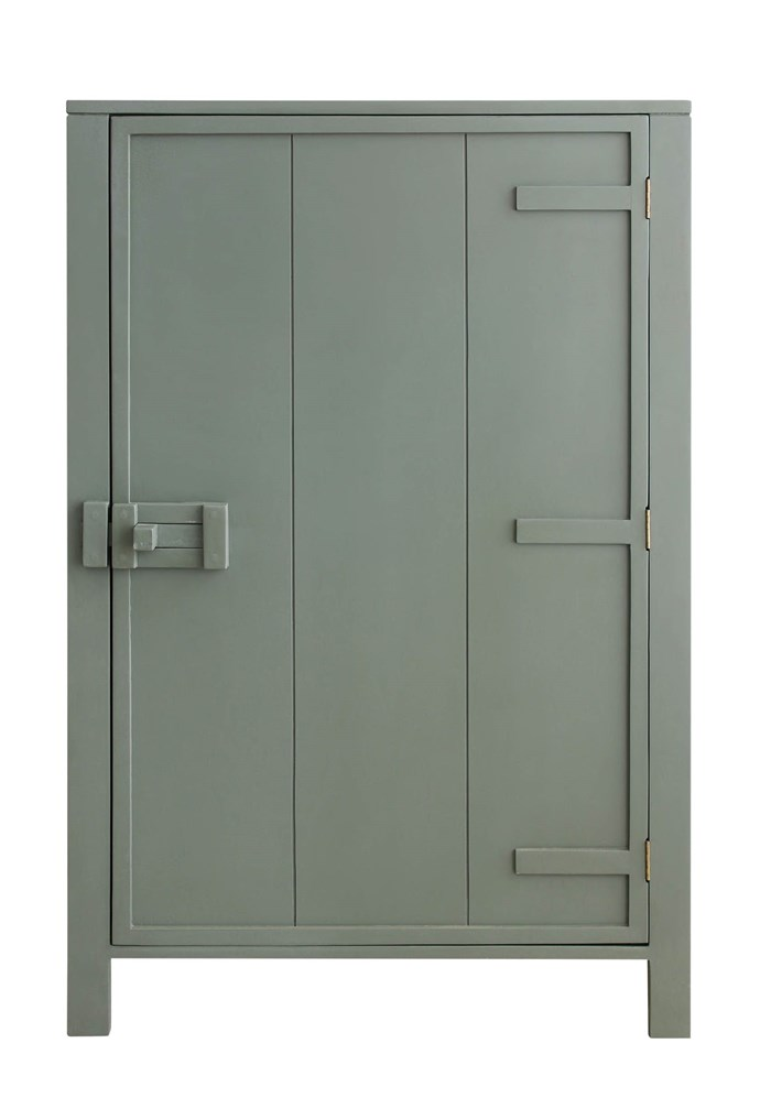 "**The storage** Ideal for stashing away homework and clutter, this locker has a lived-in, retro look. HK Living 'Vintage' cabinet, $999, [House of Orange](https://www.houseoforange.com.au/|target=""_blank""