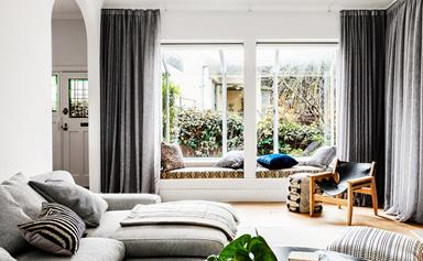 An Edwardian home renovation completed in just four months