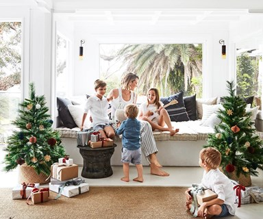 This renovated 1920s Palm Beach holiday home is perfect for the festive season