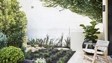 Explore this inner-city courtyard garden's clever use of space