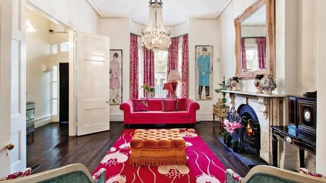 "You could live in a slice of fashion history for less than [Hayden and Sara's apartment](https://www.homestolove.com.au/the-winners-of-the-block-2018-hayden-and-sara-19254|target=""_blank"")."
