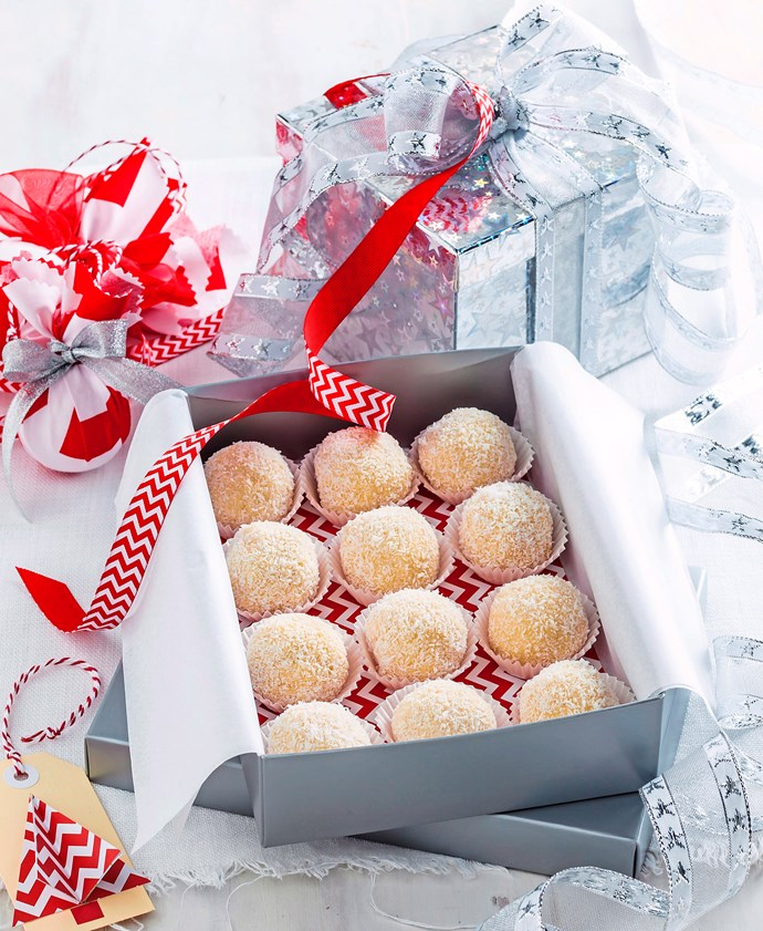 Baking sweet treats are a thoughtful, and affordable Christmas gift idea. *Photo: Rodney Macuja / bauersyndication.com.au*