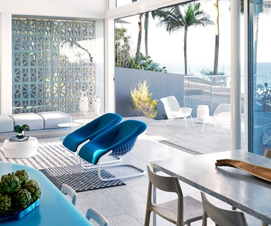 A Palm Springs inspired beach house in Noosa