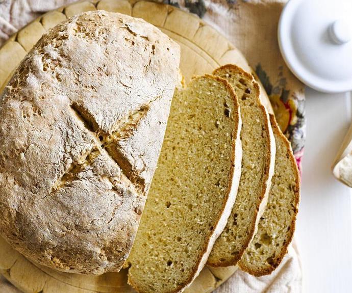 "[Irish soda bread](https://www.womensweeklyfood.com.au/recipes/irish-soda-bread-15410|target=""_blank""): When you need bread in a hurry, Irish soda bread is the answer."