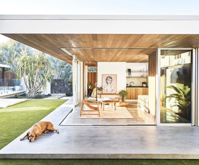 """**Studio** The studio, designed by architect [Harley Graham](https://harleygraham.com/