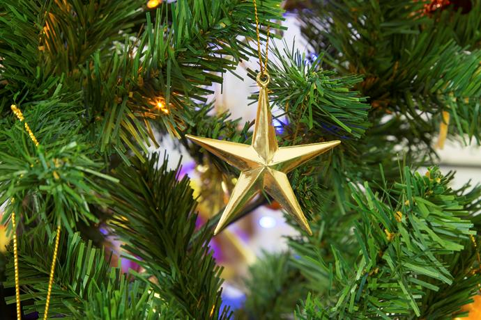 Get your Christmas stars shining again.