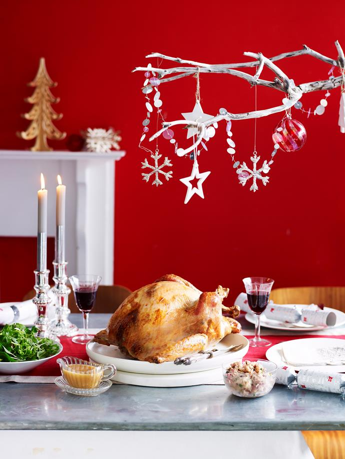 The key to a smooth-running Christmas feast is to prep as much as you can ahead of time. *Photo: Bauer Photographic / bauersyndication.com.au*