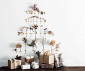 16 alternative Christmas tree ideas
