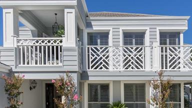 What Makes Usa And Australian Hamptons Style Homes Different Home Beautiful