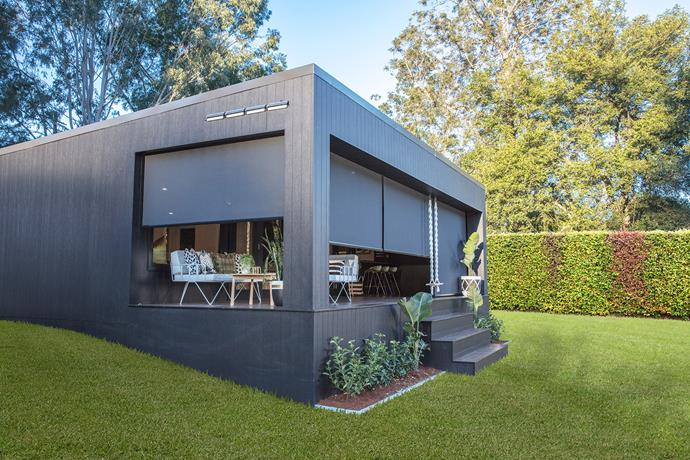 The Australian-designed Luxaflex Evo Awnings Range represents the latest in design and functionality.