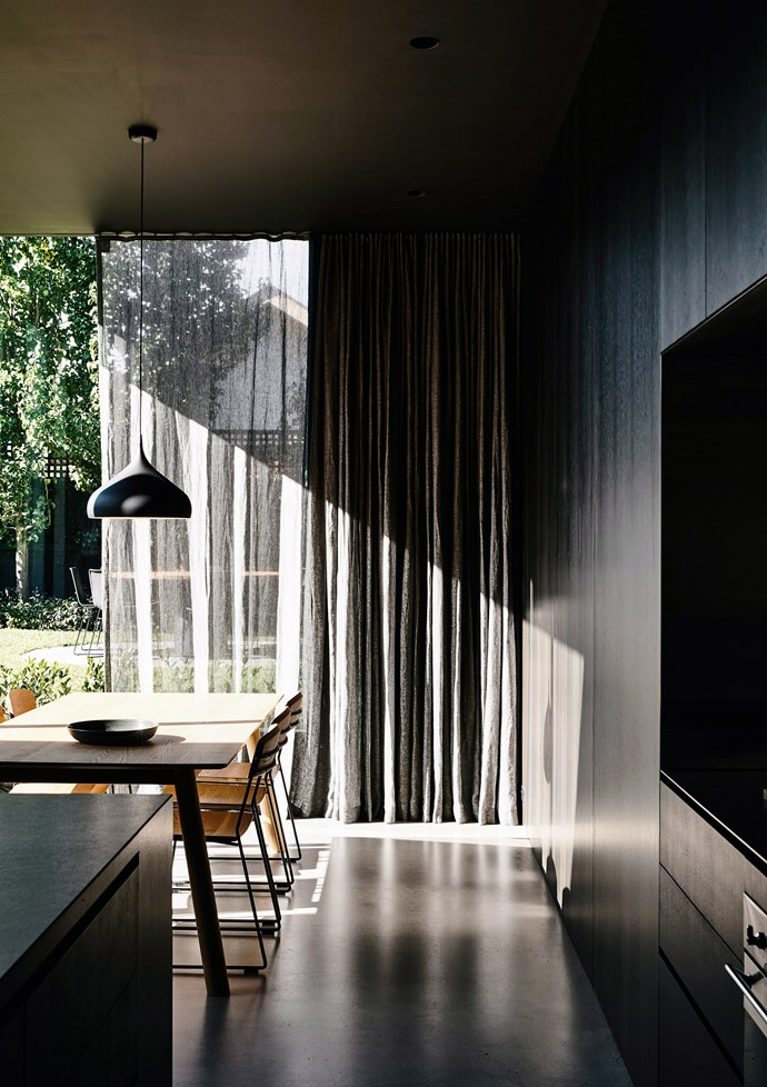 Installing curtains or blinds will make your home significantly cooler. *Photo: Derek Swalwell / bauersyndication.com.au*