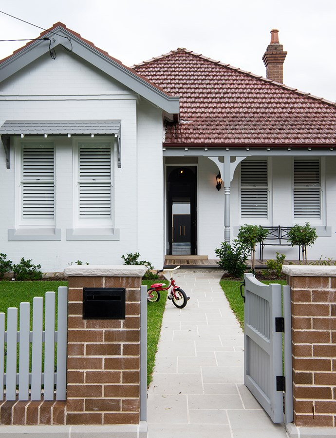 The old and new fuse beautifully in this Federation home in Sydney's Drummoyne. *Image: supplied*