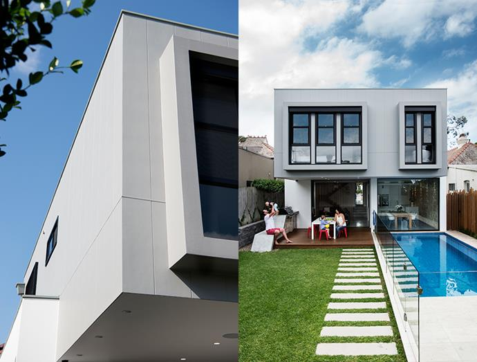 Beautiful, enduring Axon cladding gives you the design freedom to update your home so it looks and functions the same way you've always wanted. *Image: supplied*