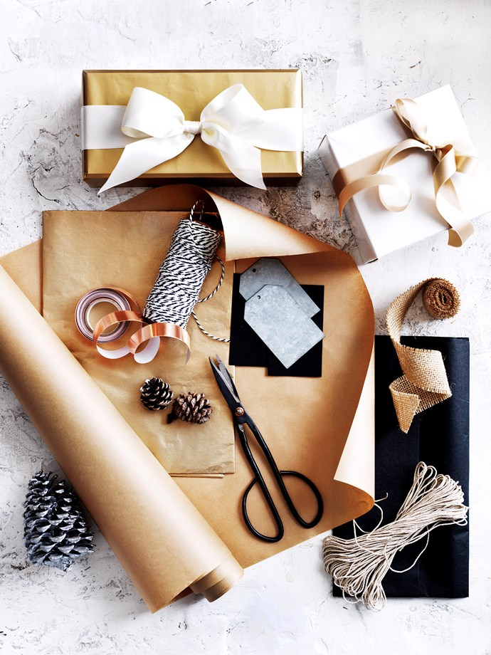 Margaret says the hardest part of gifting a large item is not how to wrap it, but how to hide it to it a surprise! | *Photo: bauersyndication.com.au*