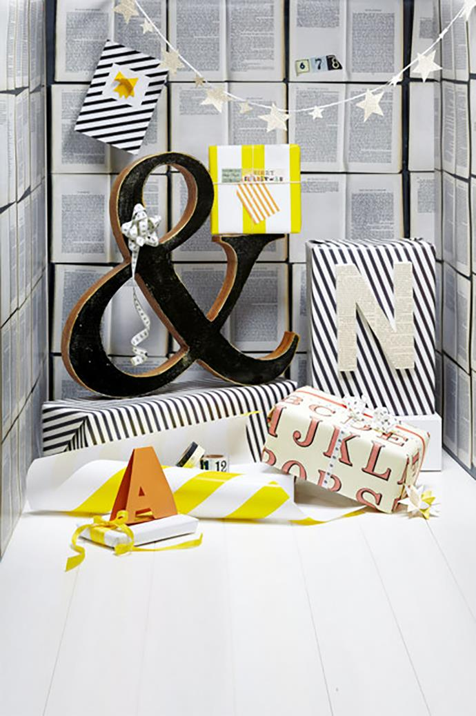 "**Graphic** - If florals and whimsical designs just aren't your thing, go for bold spots, stripes and block colours instead! You can't go wrong with a classic black-and-white stripe, or try shaking it up with designs that mimic the latest interior design trends, including [terrazzo marble](https://www.homestolove.com.au/terrazzo-trend-2018-marble-5947 |target=""_blank""