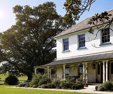 A heritage farmhouse turned B&B on the NSW South Coast