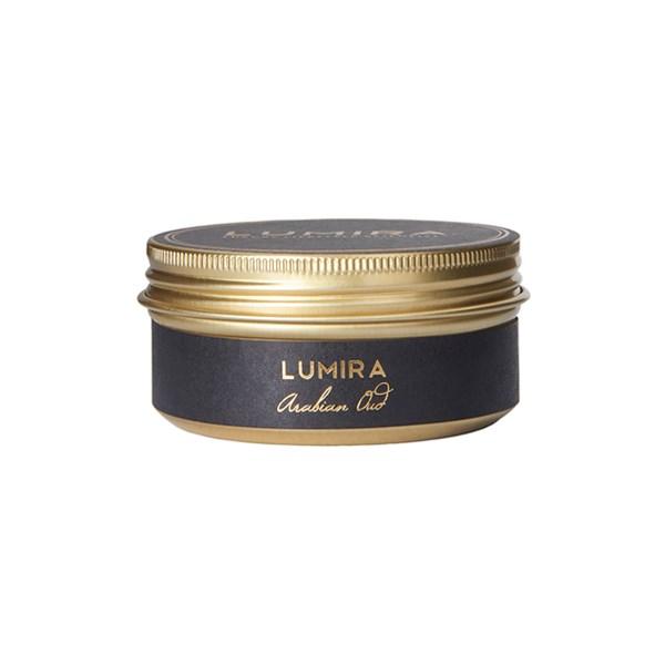 "'Arabian Oud' travel candle, $29, from [Lumira](https://www.atelierlumira.com/home-fragrance/arabian-oud-travel-candle|target=""_blank""|rel=""nofollow"")."