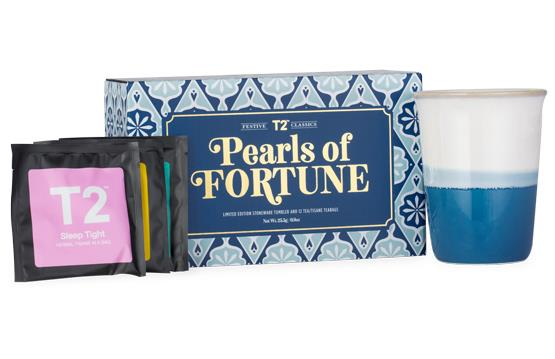 """Pearls of fortune gift pack, $30, from [T2](https://www.t2tea.com/en/au/gifts/tea-and-teaware-packs/pearls-of-fortune-T145AK401.html