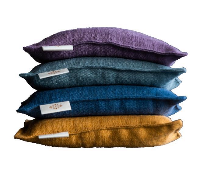 "Set of 4 natural lavender, handmade linen drawer sachets, $21, from [Etsy](https://fave.co/2zNke84|target=""_blank""|rel=""nofollow"")."