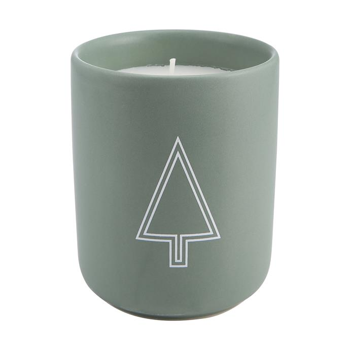 "Pine Tree fragrant candle, $6, [Kmart](https://www.kmart.com.au/product/pine-tree-fragrant-candle/2220822|target=""_blank""