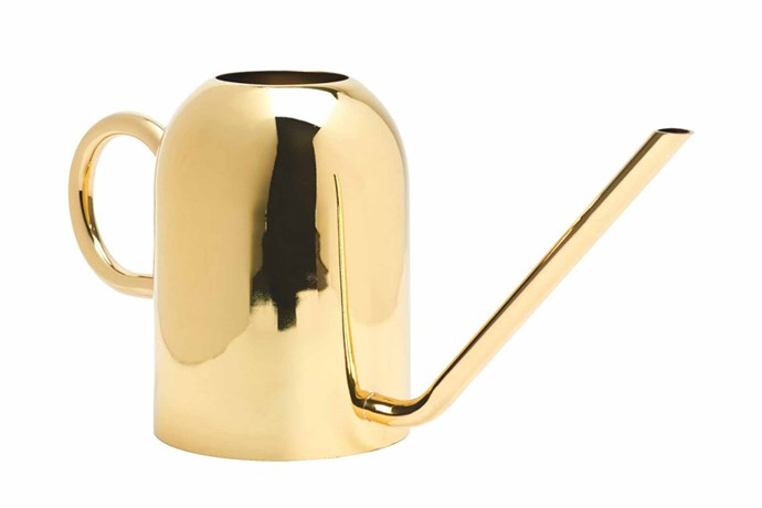 """AYTM 'Vivero' watering can, $180, [Top3 By Design](http://top3.com.au/