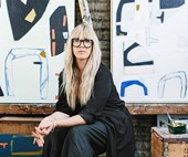 5 minutes with artist Carly Williams
