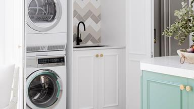 6 Ways To Make The Most Of A Small Laundry Room Homes To