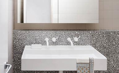 15 terrazzo bathrooms that prove the trend is here to stay