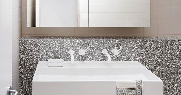 15 Terrazzo Bathrooms With Timeless Style Homes To Love