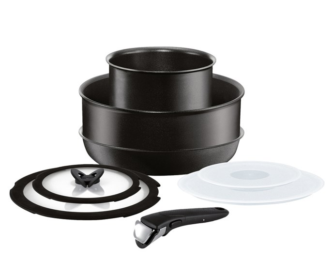 "Tefal Ingenio Performance 8 Piece Non-Stick Cookware Set, $399.95 at [Myer](https://www.myer.com.au/p/tefal-tefal-ingenio-perormance-8-piece-non-stick-cookware-set|target=""_blank""