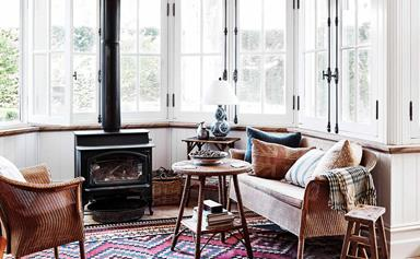 Stately old manse turned family home in Berry, NSW
