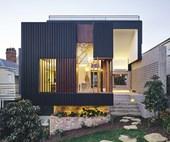 This Queenslander cottage features easy indoor-outdoor living