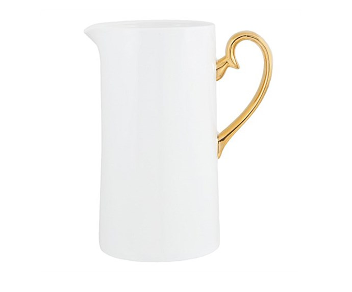 "Cristina Re Water Jug, $49.95 at [David Jones](https://www.davidjones.com/Product/21925696/Water-Jug|target=""_blank""