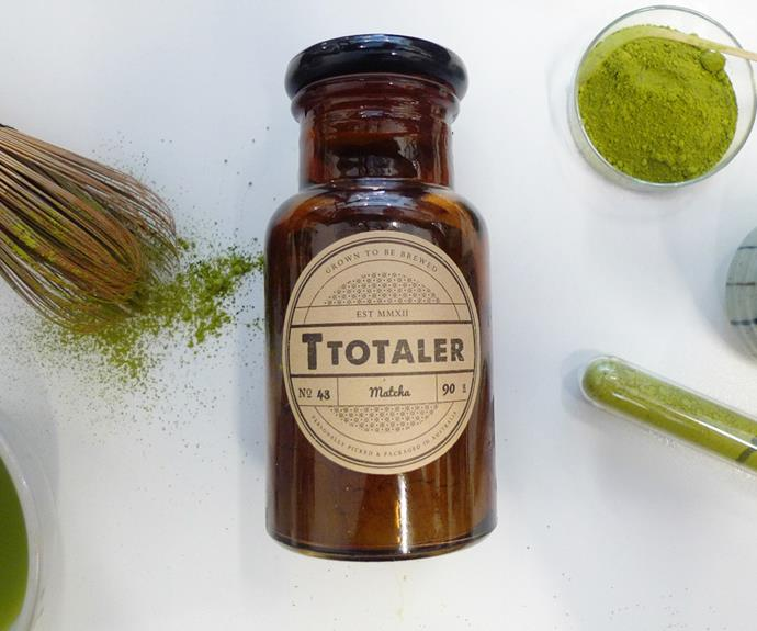 "'Organic Relax' loose-leaf tea, $25/40g, [Ttotaler](https://www.ttotalertea.com/ target=""_blank"" rel=""nofollow"")."