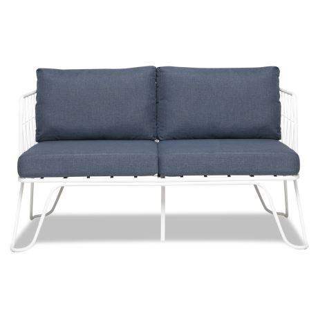 """'Lacy' 2 seat **outdoor sofa**, was $599, now $419, from [Freedom](https://fave.co/2Qjy7Fk
