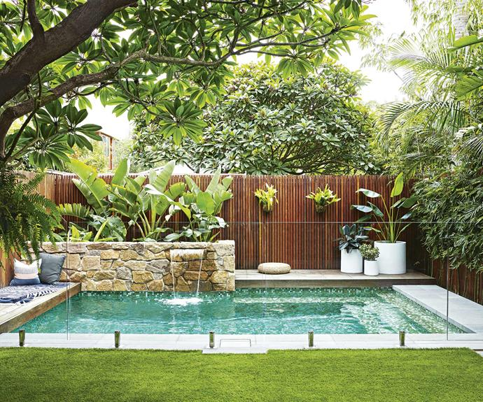 "Calling on the expertise of landscape designer Josh Harrison of [Harrison's Landscaping](https://www.harrisonslandscaping.com.au/|target=""_blank""
