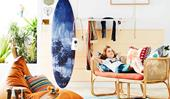 Create a coastal and surf-inspired kids bedroom