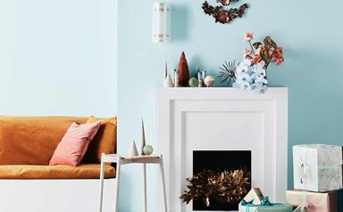 Christmas colour themes that aren't red and green