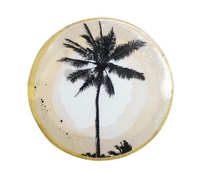 "'Single palm' mini **porthole**, $69, from [Ahoy Trader](https://ahoytrader.com/collections/mini-portholes/products/single-palm-mini-porthole|target=""_blank""