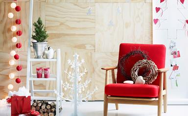 4 colourful Christmas decorating ideas